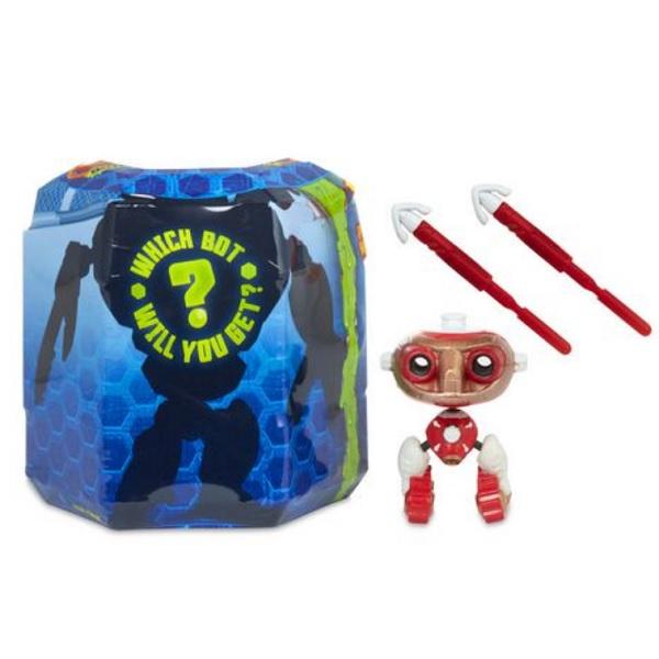 Купить Набор игровой из 2 игрушек - Капсула и минибот из серии Ready2Robot, MGA Entertainment