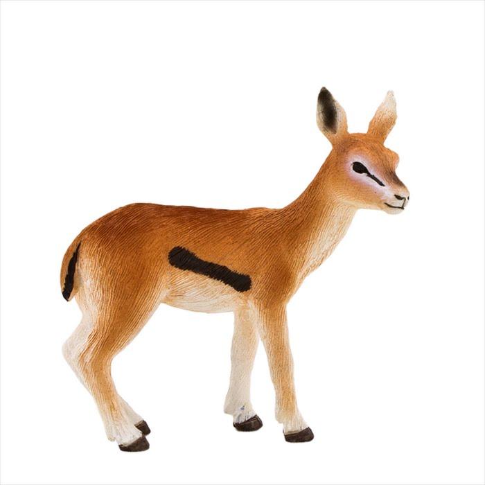 Фигурка - Детеныш газели, размер 5 х 2,5 х 5,5 см.Дикая природа (Wildlife)<br>Фигурка - Детеныш газели, размер 5 х 2,5 х 5,5 см.<br>