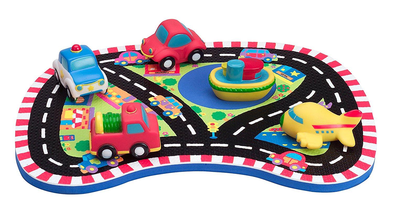 Игрушка для ванны - ГонкиРазвивающие игрушки<br>Игрушка для ванны - Гонки<br>
