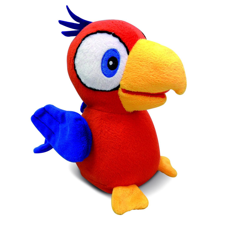 Интерактивный говорящий попугай