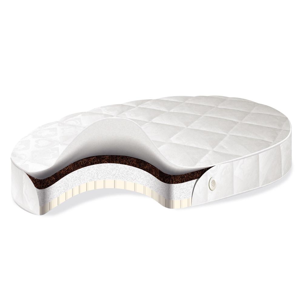 Матрас BabySleep Nido Magia Latex Cotton, размер 75 х 75 см.Матрасы, одеяла, подушки<br>Матрас BabySleep Nido Magia Latex Cotton, размер 75 х 75 см.<br>