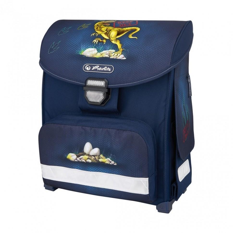 Ранец Smart - Dino, без наполненияШкольные рюкзаки<br>Ранец Smart - Dino, без наполнения<br>