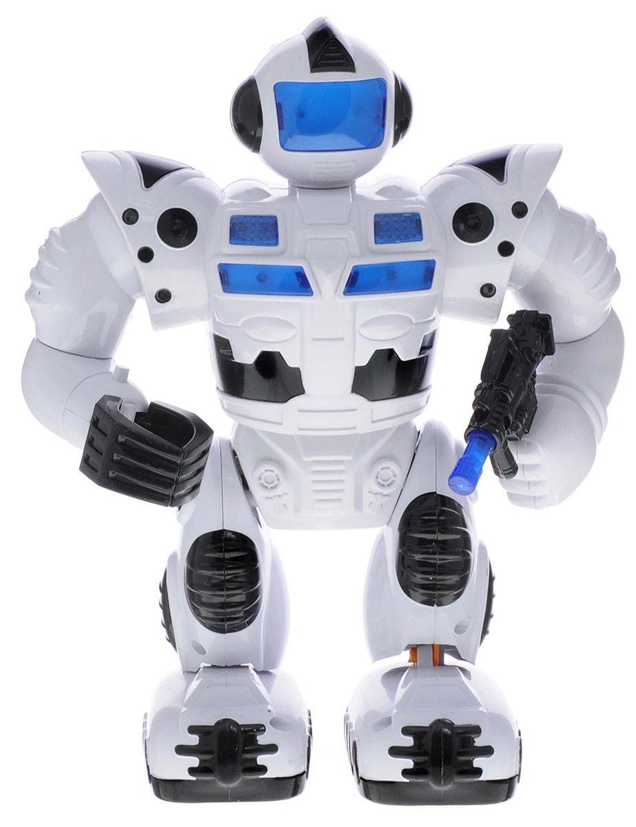 Робот со светом и звуком - Роботы, Воины, артикул: 28752