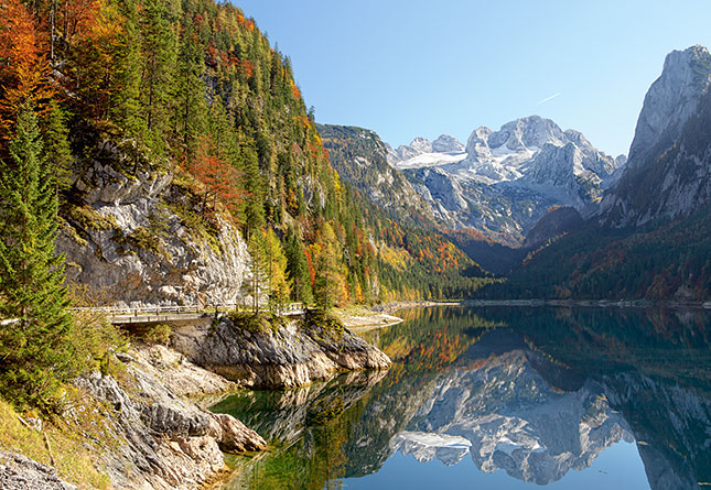 Купить Пазл Горы, Австрия, 2000 элементов, Castorland