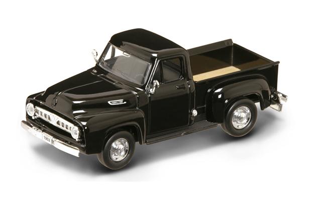 Коллекционная модель автомобиля 1953 года - Форд F-100, 1/43Ford<br>Коллекционная модель автомобиля 1953 года - Форд F-100, 1/43<br>