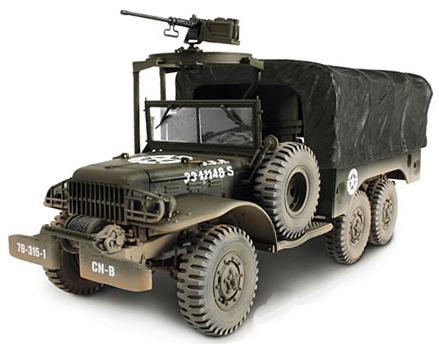 Коллекционная модель - американский грузовик 6X6 1.5 Ton Cargo Truck, 1:32Военная техника<br>Коллекционная модель - американский грузовик 6X6 1.5 Ton Cargo Truck, 1:32<br>