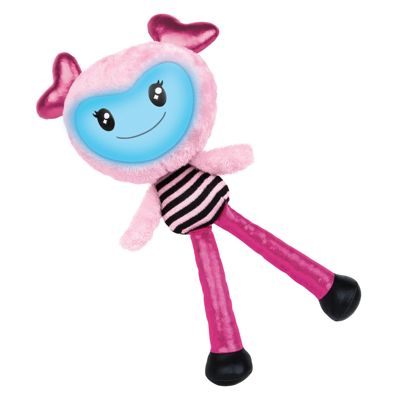 Кукла музыкальная интерактивная, розовая - Интерактивные куклы, артикул: 149166