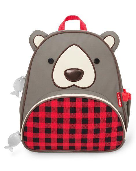 Купить Рюкзак детский – Медведь, Skip Hop
