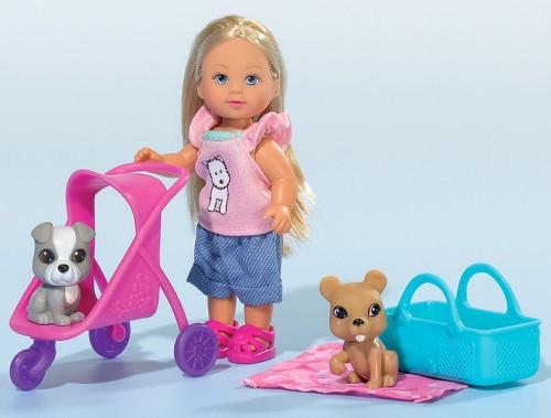 Кукла Еви с собачкамиКуклы Еви<br>Кукла Еви с собачками<br>