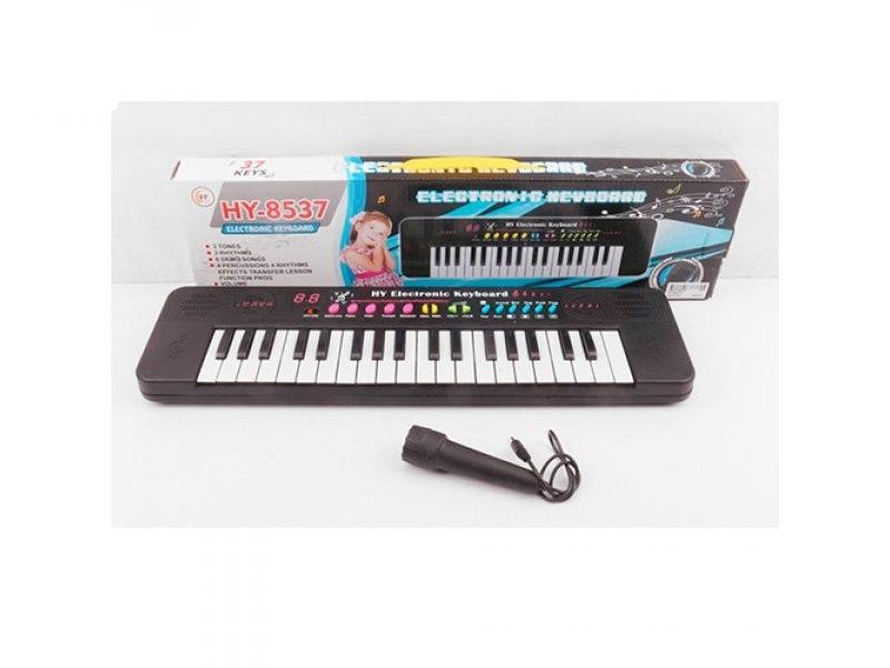 Купить Электроорган с микрофоном HY-8537, 37 клавиш