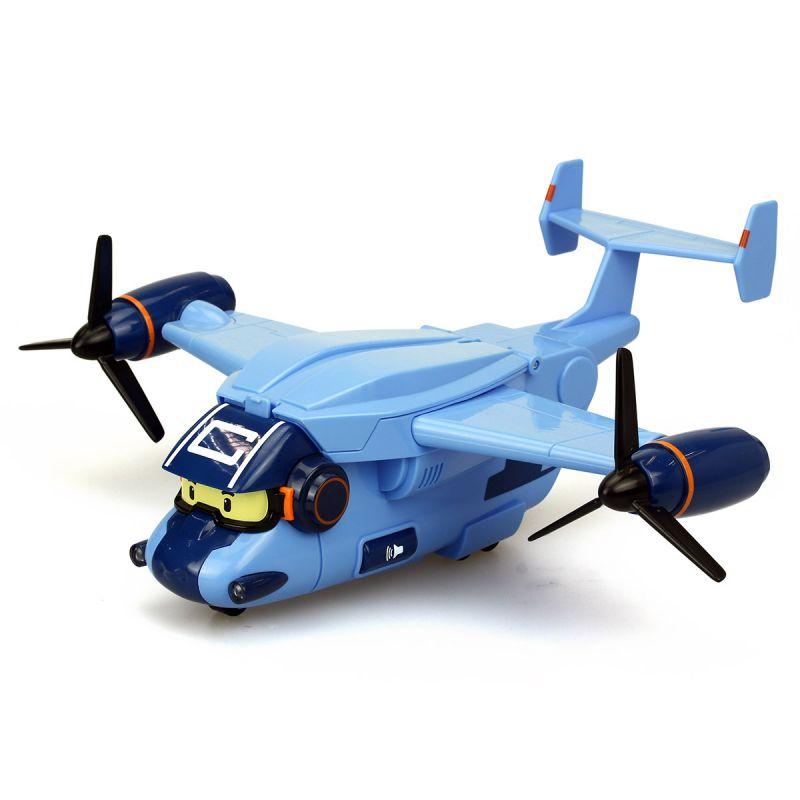 Самолет Кэри из серии Робокар Поли, со светом и звуком - Robocar Poli. Робокар Поли и его друзья, артикул: 172227