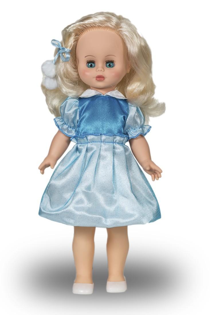 Озвученная кукла Оля 16Русские куклы фабрики Весна<br>Озвученная кукла Оля 16<br>