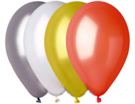 Набор шариков МеталликВоздушные шары<br>Набор воздушных шаров для любых веселых праздников. Шары цветные без рисунка, с ярким металлическим оттенком, легко надуваются и при надувании не лопаются. Они украсят любой веселый и радостный праздник.<br>