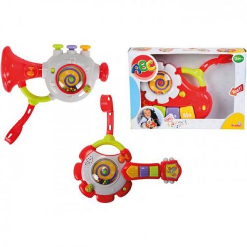 Музыкальная игрушкаРазвивающие игрушки Simba Baby<br>Музыкальная игрушка<br>