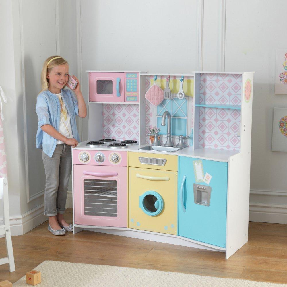Детская кухня из дерева – ДесертДетские игровые кухни<br>Детская кухня из дерева – Десерт<br>
