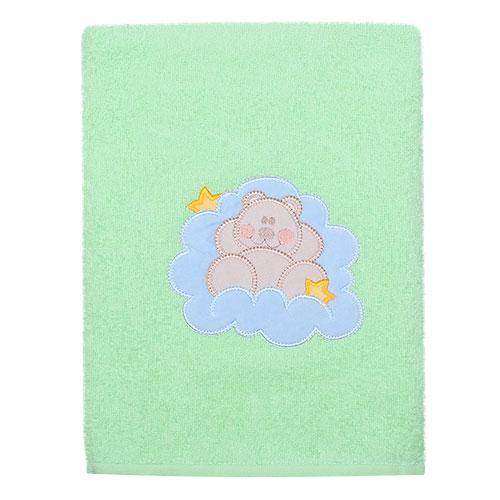 Полотенце Мишка на облакеполотенца и халаты<br>Полотенце Мишка на облаке<br>