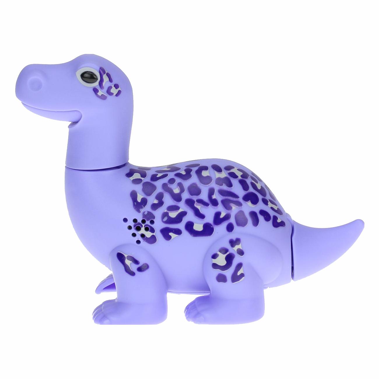 Интерактивный динозавр Max, фиолетовыйИнтерактивные животные<br>Интерактивный динозавр Max, фиолетовый<br>