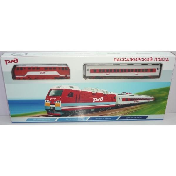 Железная дорога РЖД - Пассажирский поездДетская железная дорога<br>Железная дорога РЖД - Пассажирский поезд<br>