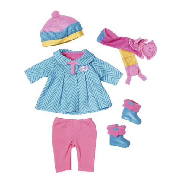 Одежда для прохладной погоды для кукол из серии Baby bornОдежда Baby Born <br>Одежда для прохладной погоды для кукол из серии Baby born<br>