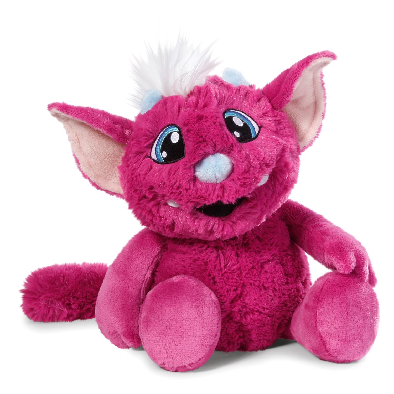 Интерактивная мягкая игрушка - Крейзи Мик, 35 см, розовыйИнтерактивные животные<br>Интерактивная мягкая игрушка - Крейзи Мик, 35 см, розовый<br>