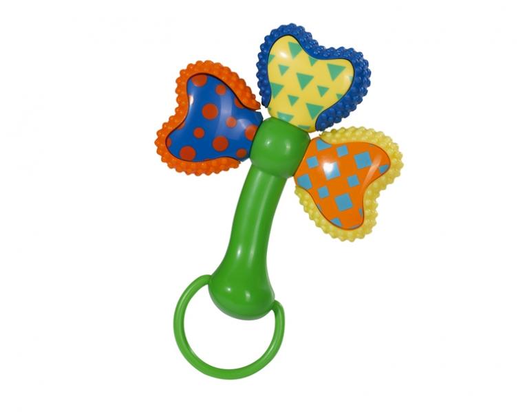 Погремушка-прорезыватель, 16смДетские погремушки и подвесные игрушки на кроватку<br>Погремушка-прорезыватель, 16см<br>