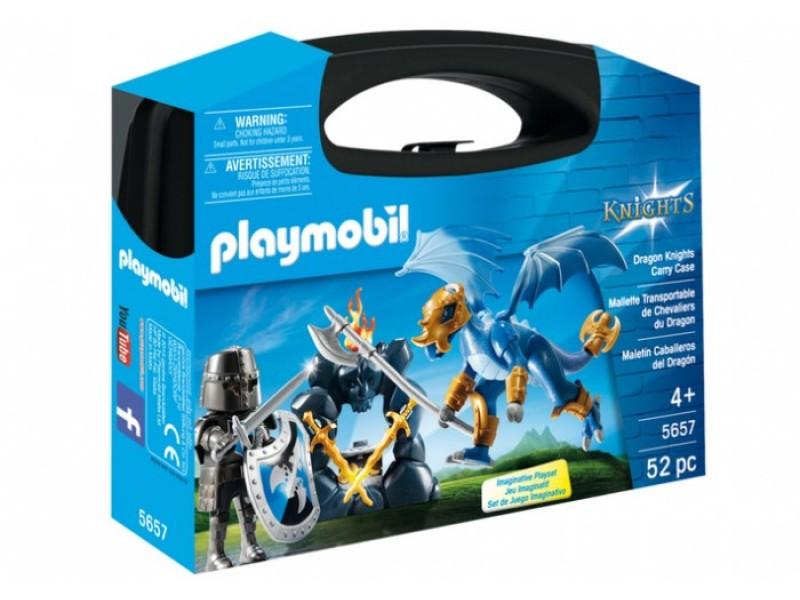 Купить Игровой набор - Возьми с собой: Рыцарь Дракона, Playmobil