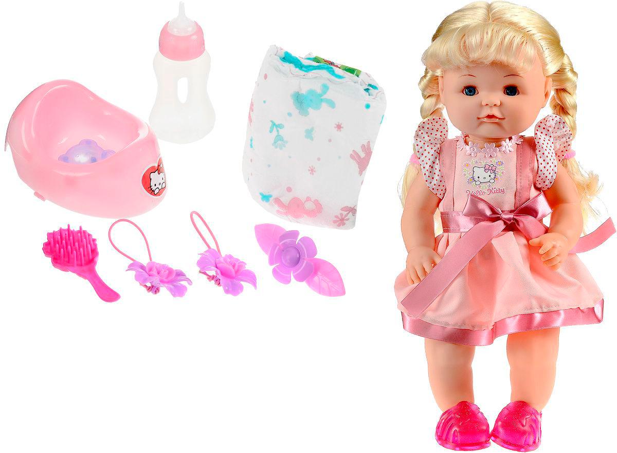 Кукла - Hello Kitty, 40 см, 3 функции