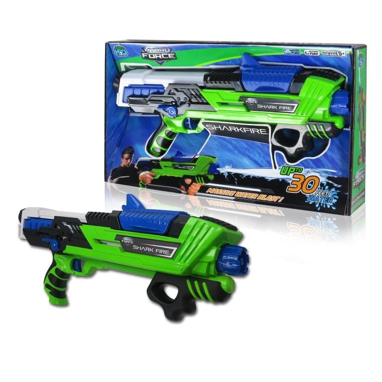 Водное оружие Hydro Force SharkfireВодяные пистолеты<br>Водное оружие Hydro Force Sharkfire<br>