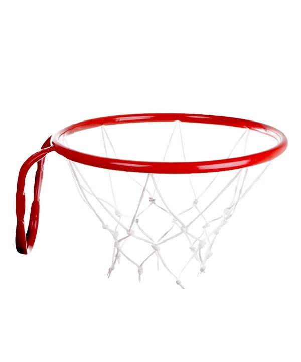 Купить со скидкой Корзина баскетбольная №5, d 380 мм с сеткой КБ5