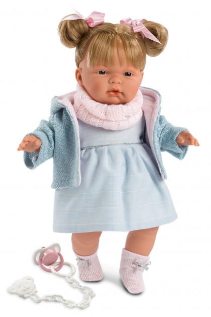 Купить Интерактивная кукла Жоэлле 38 см., со звуком, Llorens Juan
