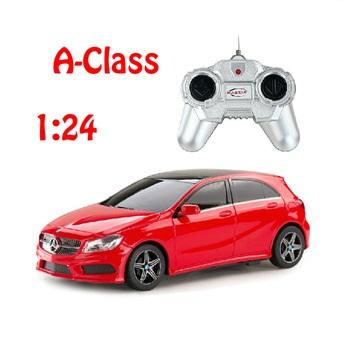 Радиоуправляемая машина - Mercedes- Benz A-Class , масштаб 1:24Машины на р/у<br>Радиоуправляемая машина - Mercedes- Benz A-Class , масштаб 1:24<br>