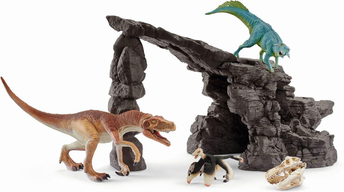Игровой набор - Пещера динозавров фото