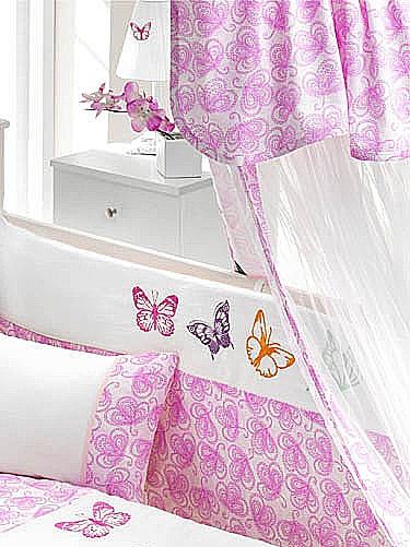 Балдахин серии Little Wings, размер 150 х 450 см.Детское постельное белье<br>Балдахин серии Little Wings, размер 150 х 450 см.<br>