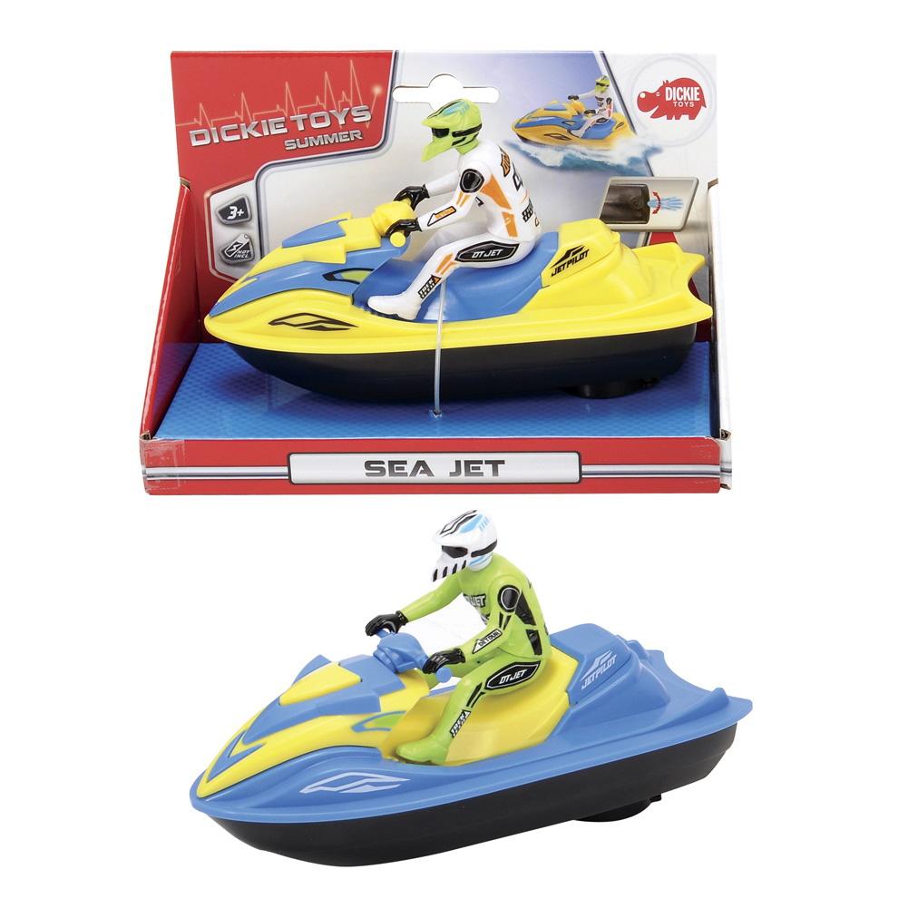 Водный мотоцикл - Sea Jet, 2 вариантаИгрушки для ванной<br>Водный мотоцикл - Sea Jet, 2 варианта<br>