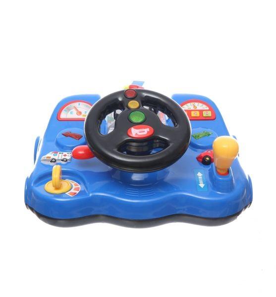 Развивающий центр - ВодительРазвивающие игрушки KIDDIELAND<br>Развивающий центр - Водитель<br>