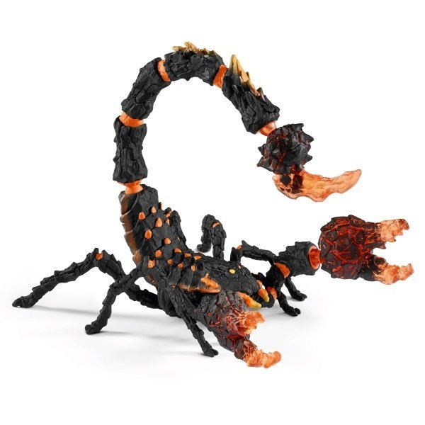 Купить Фигурка Eldrador Schleich Лавовый скорпион, 70142