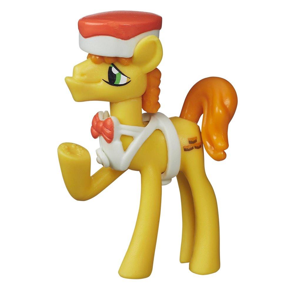 Коллекционная фигурка из серии My Little Pony - Mr. Carrot Cake, 2 волнаМоя маленькая пони (My Little Pony)<br>Коллекционная фигурка из серии My Little Pony - Mr. Carrot Cake, 2 волна<br>