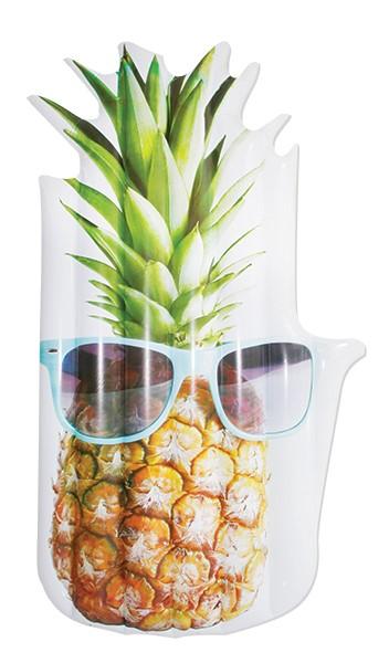 Матрац надувной – в виде ананаса