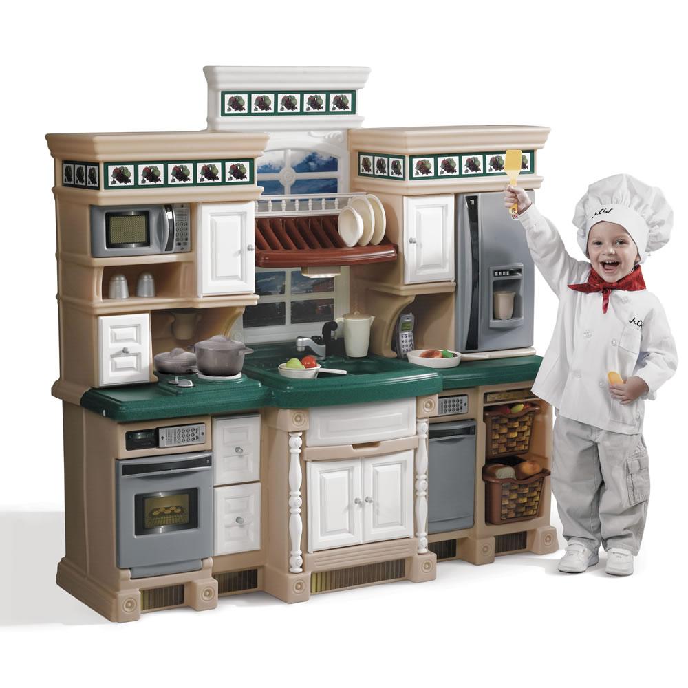Игровая кухня - Люкс Step 2Детские игровые кухни<br>Игровая кухня - Люкс Step 2<br>