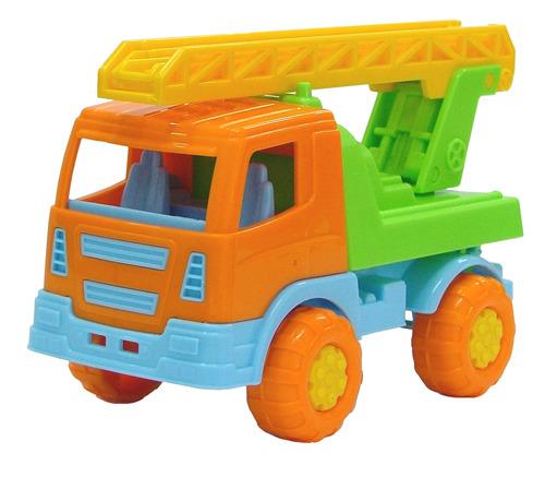 Пожарная машина ТёмаМашинки для малышей<br>Пожарная машина Тёма<br>