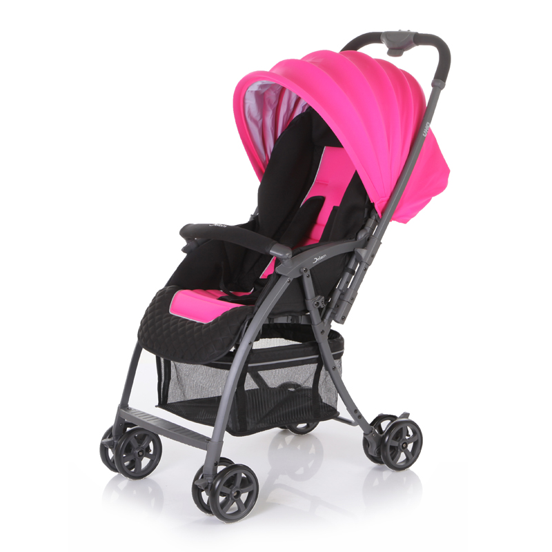 Коляска прогулочная UnoДетские коляски Capella Jetem, Baby Care<br>Коляска прогулочная Uno<br>