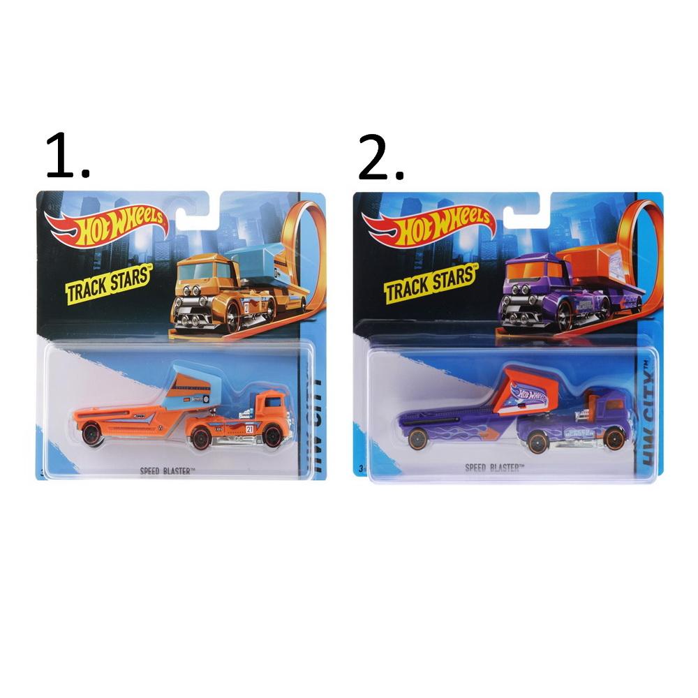 Hot Wheels Машинка из серии Большие тягачи - Hot Wheels, артикул: 160316