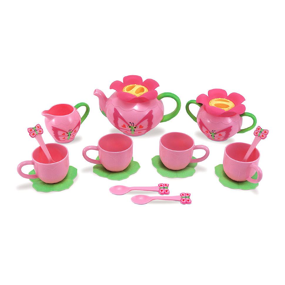 Игровой набор посуды из серии «Sunny Patch»Аксессуары и техника для детской кухни<br>Игровой набор посуды из серии «Sunny Patch»<br>