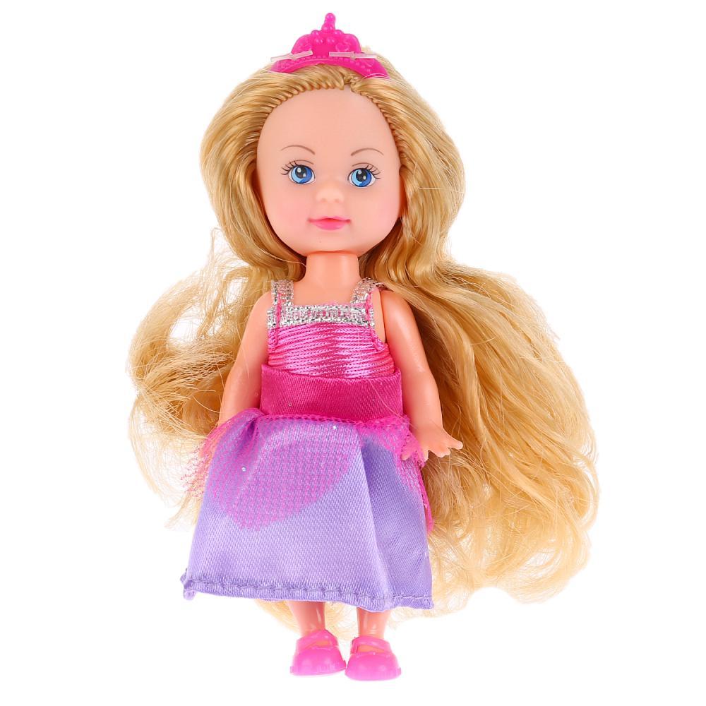 Купить Кукла Машенька Принцесса, 12 см, Карапуз