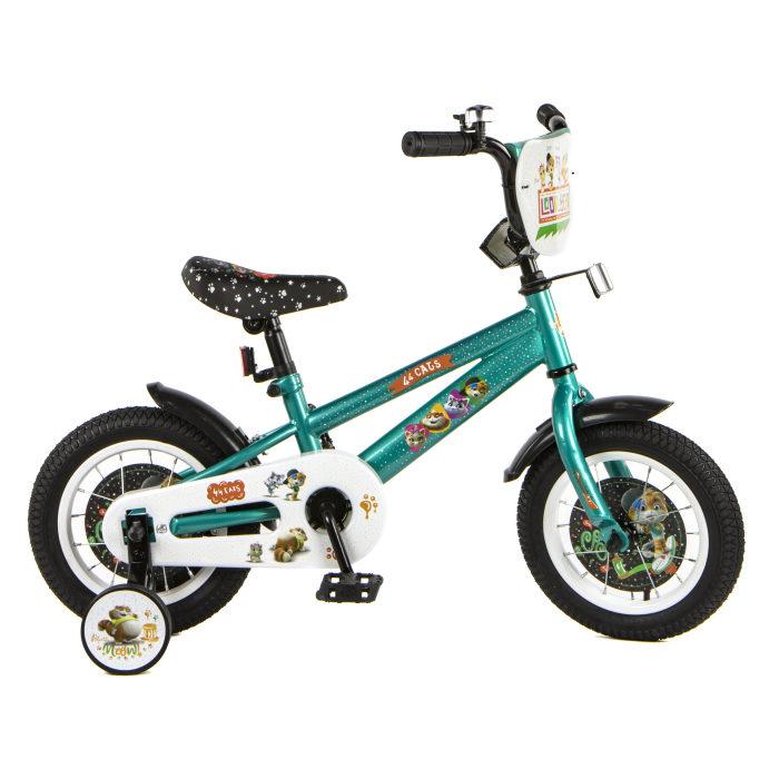 Купить Детский велосипед из серии 44 Котенка, колеса 12 , Navigator