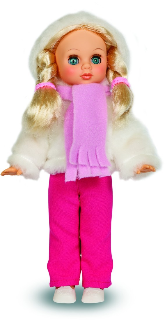 Кукла Эля 5, 33 смРусские куклы фабрики Весна<br>Кукла Эля 5, 33 см<br>