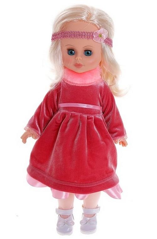 Озвученная кукла - Оля. Фея Спелой вишниРусские куклы фабрики Весна<br>Озвученная кукла - Оля. Фея Спелой вишни<br>