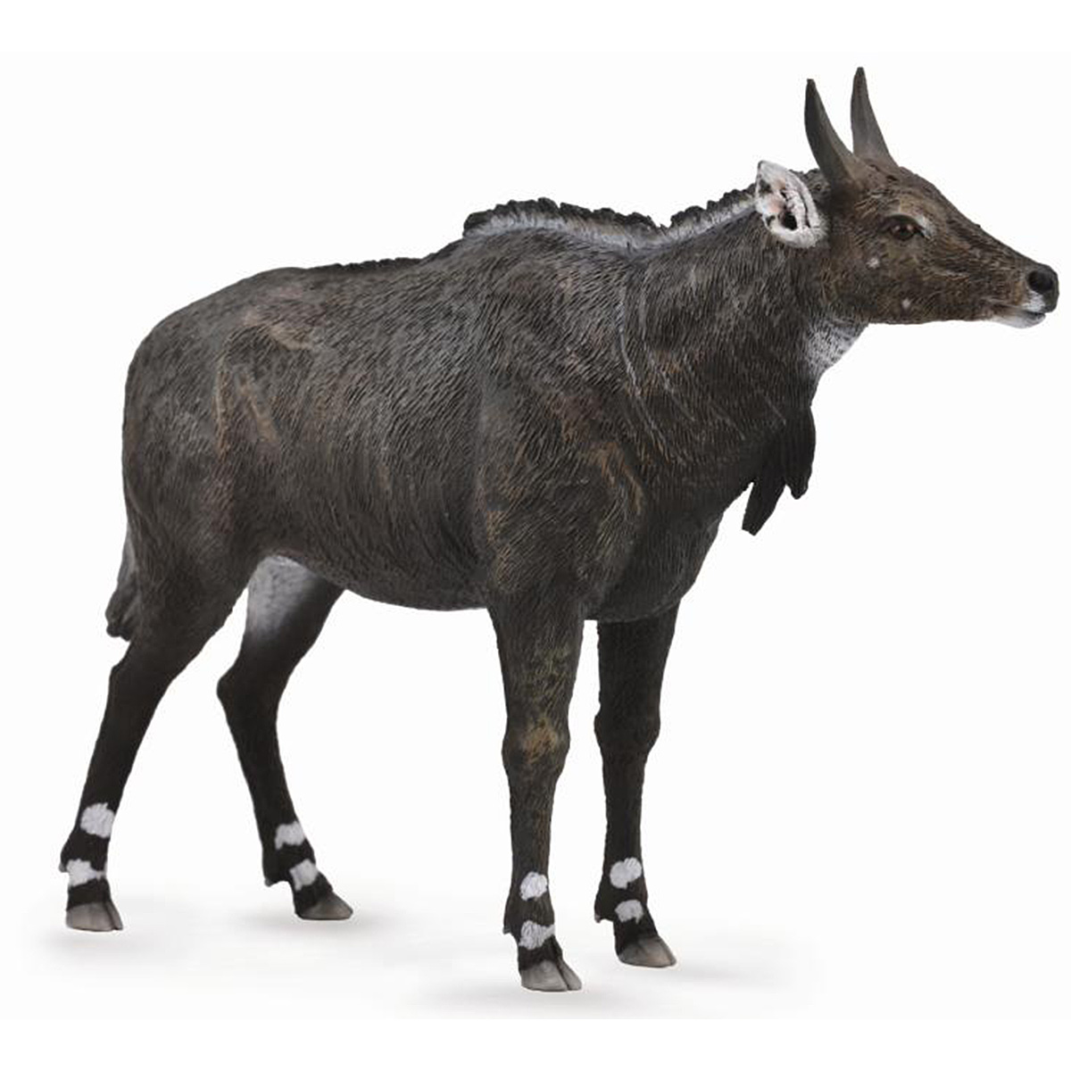 Фигурка животного - Антилопа нильгау, размер MДикая природа (Wildlife)<br>Фигурка животного - Антилопа нильгау, размер M<br>
