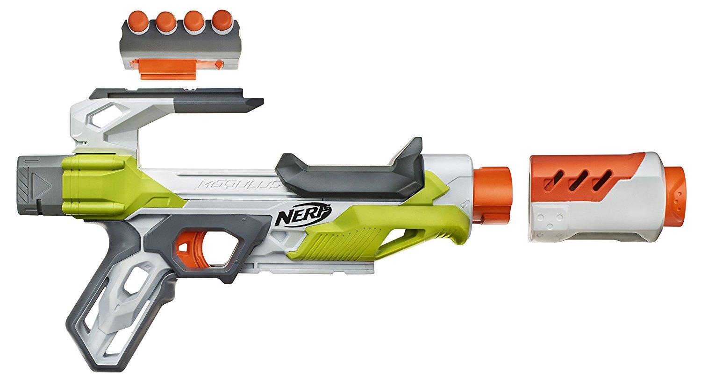 Купить Бластер из серии Nerf - Нёрф Модулус ЙонФайр, Hasbro