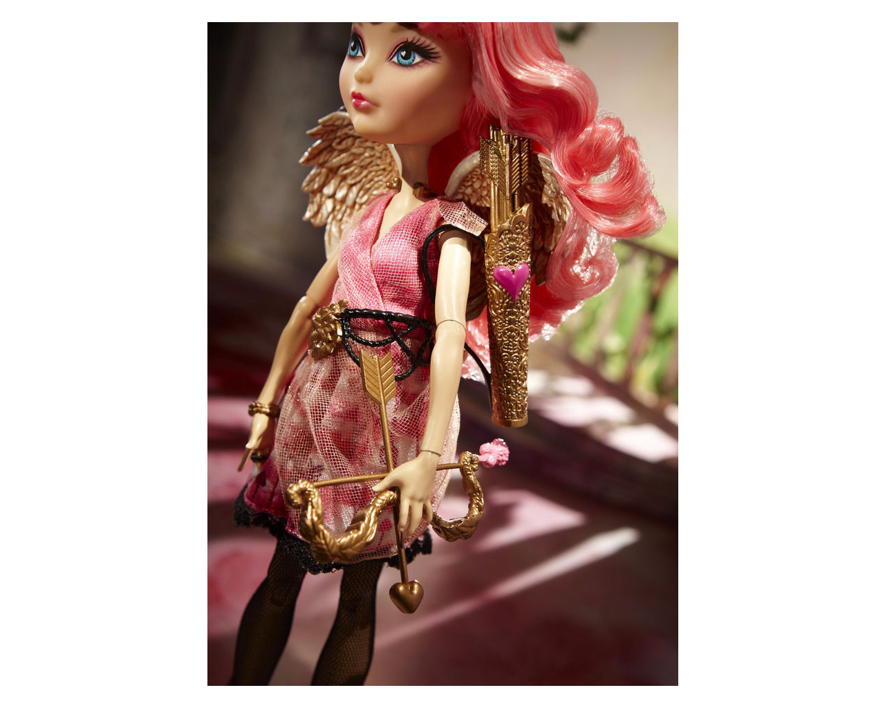 Кукла Ever After High - Rebel Cupid, Puppe